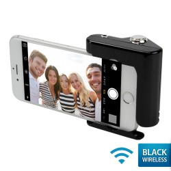 OptimuZ Wired Selfie Hero Hand Grip Shutter for Smartphone