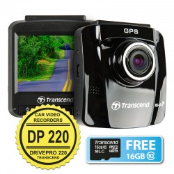 Transcend DrivePro 220 - Car Video Recorders