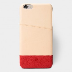 Alto Leather Case for iPhone 6 Plus - Metro Plus - Original / Red