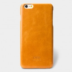 Alto Leather Case for iPhone 6 Plus - Original Plus - Light Brown