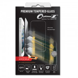 Optimuz Tempered Glass Asahi 0.33mm with Applicator for iPhone 4/4S