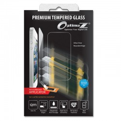 Optimuz Tempered Glass Asahi 0.33mm with Applicator for Samsung S4