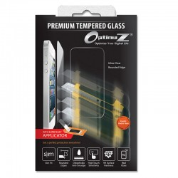Optimuz Tempered Glass Asahi 0.33mm with Applicator for Xiaomi Redmi Note