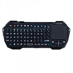 Keyboard Bluetooth Touchpad - BT05R – Hitam