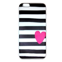 Case New Fashion Spring untuk iPhone 5/5S - Zebra Love