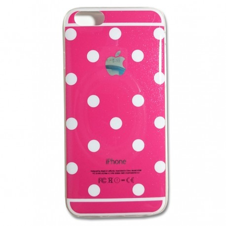 Case Protective Fashion untuk iPhone 6 - Pink