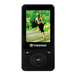 Transcend T-Sonic MP710 MP4 Digital Music Player - 8GB Hitam