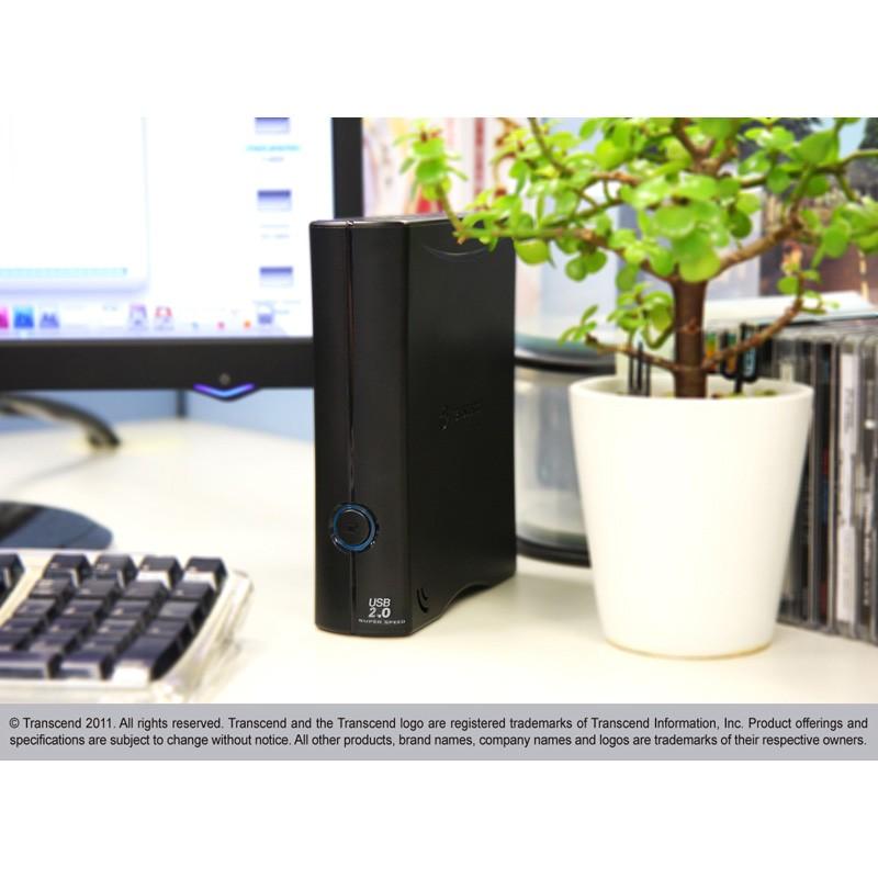 Transcend StoreJet 35 Turbo Sata USB 20