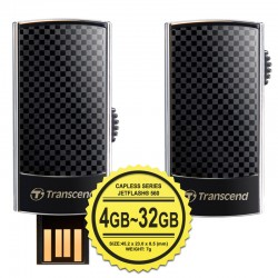 Transcend JetFlash 560 Flashdisk - 4GB~32GB
