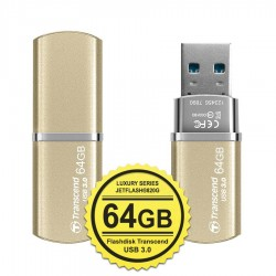 Transcend JetFlash 820 Flashdisk USB 3.0 - 64GB