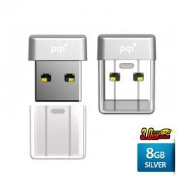 Pqi U603V Flashdisk USB 3.0 COB Pen Drive - 8GB Silver