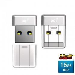 Pqi U603V Flashdisk USB 3.0 COB Pen Drive - 16GB Silver