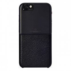 "Pegacasa iPhone 6/6s Case 5.5"" Mix & Match F-002CX Casing Premium - Charcoal Black"