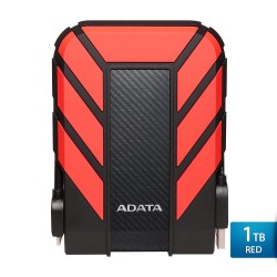 ADATA H710 Pro - 1TB Merah - Hard Disk Eksternal USB3.1 Anti-Shock & Waterprooff