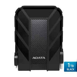 ADATA H710 Pro - 1TB Hitam - Hard Disk Eksternal USB3.1 Anti-Shock & Waterprooff