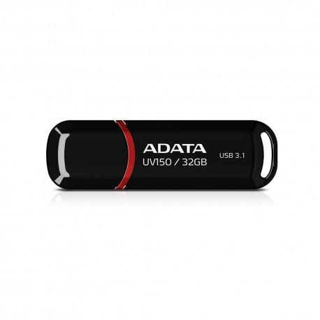 ADATA DashDrives UV150 - Flashdisk USB 3.1 SuperSpeed - 32GB Hitam