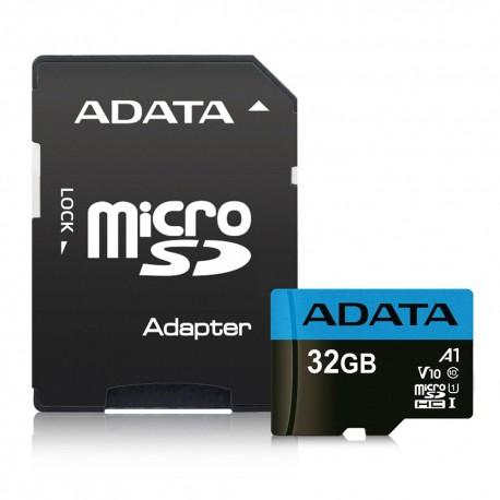ADATA microSDHC UHS-I Class10 Premier + Adapter SD 32GB