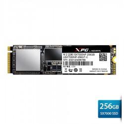 ADATA XPG SX7000 PCIe Gen3x4 M.2 2280 Solid State Drive - 256GB