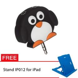 PROMO! My Doodles Splitter Penguin FREE Stand IP012 untuk iPad
