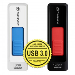 Transcend JetFlash 760/770 USB 3.0 | 4GB~128GB