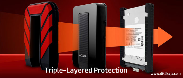 Triple Layered Protection